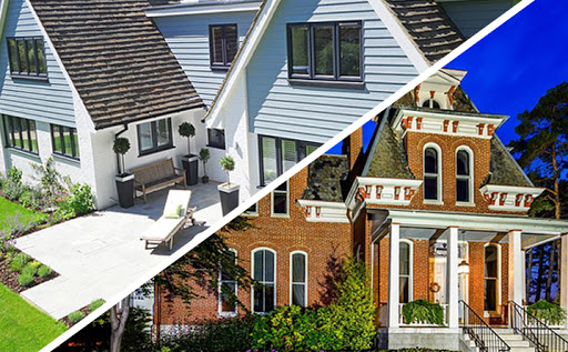 Is it better to buy old house or new?